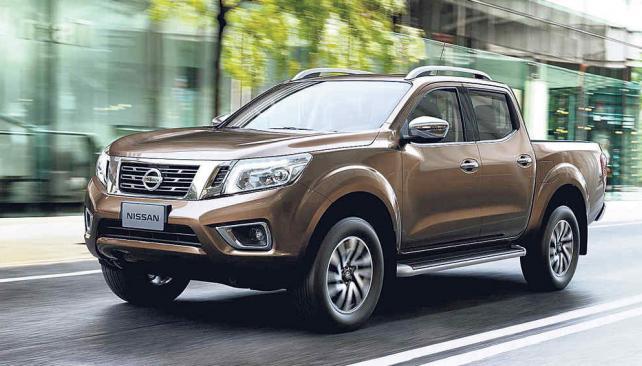 La nueva Nissan Frontier que llegará en 2015   La Voz del Interior