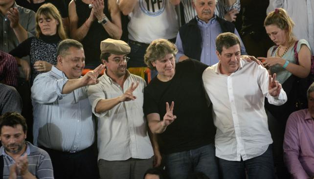 El Ministerio de Seguridad denuncia a Esteche por intimidación pública