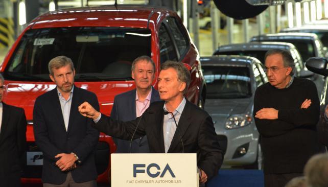 Estará en dos actos de empresas provinciales — Macri en Córdoba