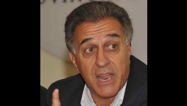Néstor Pitrola, dirigente del FIT.