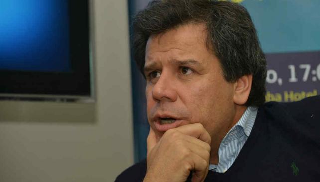 Facundo Manes. Advierte sobre el uso exagerado de la tecnología en la vida actual (Raimundo Viñuelas/LaVoz).