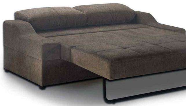 Sof cama protagonista de espacios peque os la voz del - La casa del sofa cama ...