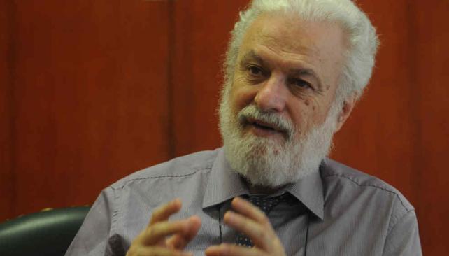 Para jugar bien hay que tener pocos juguetes y muchos amigos, dice Tonucci (José Gabriel Hernández/Archivo).