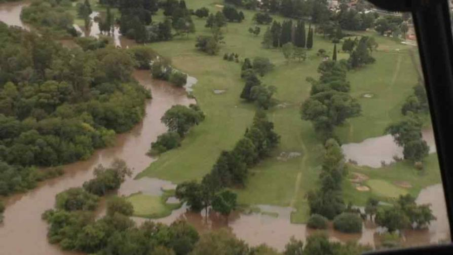 BELL VILLE. Golf Club (Gentileza Dario Verdenelli).