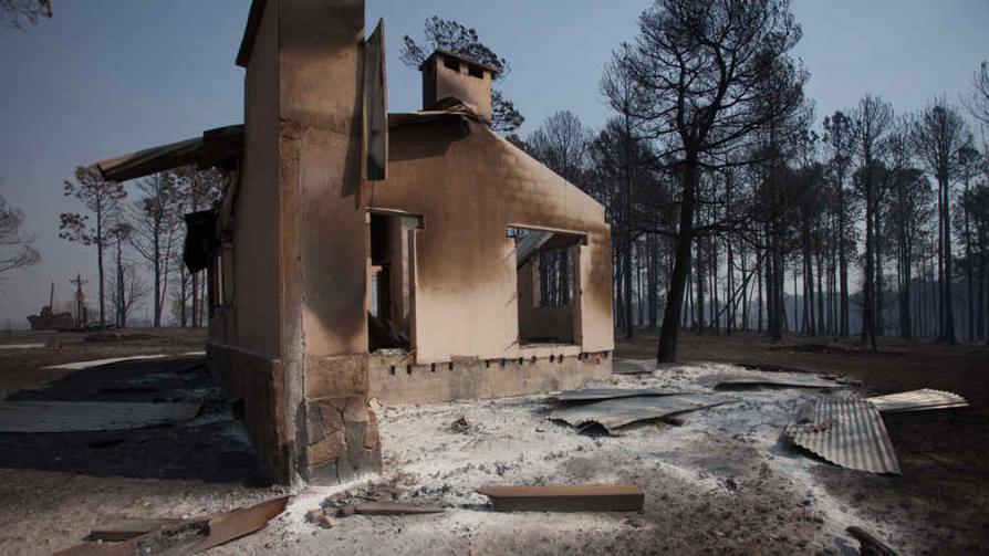 CALAMUCHITA. Imágenes de la desolación (Nelson Torres).