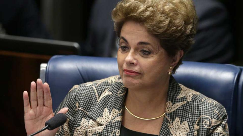 Destituyen a Dilma Rousseff como presidenta de Brasil