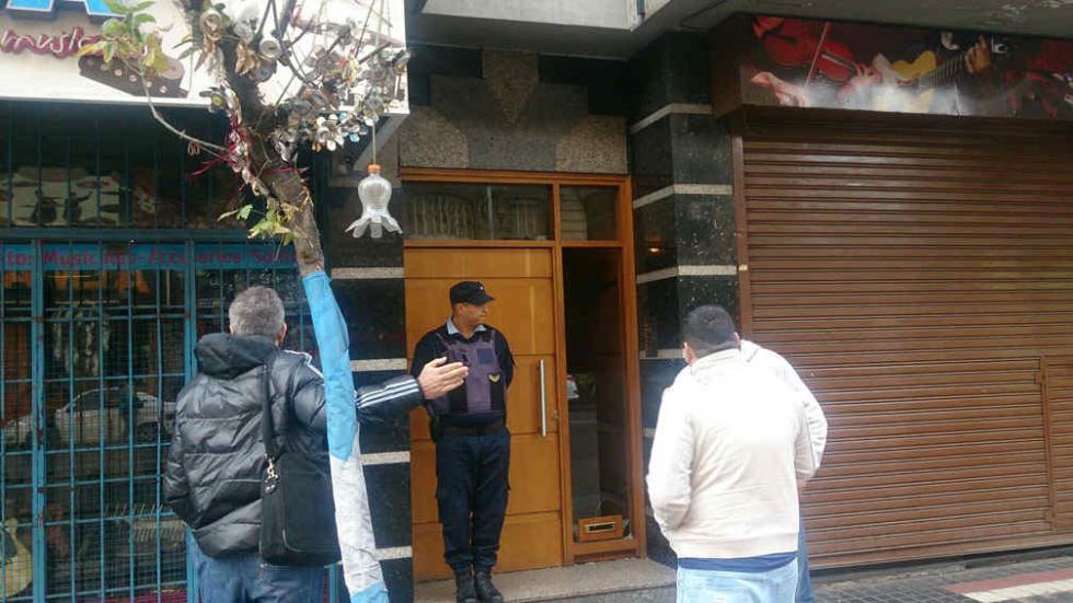 Aprovecharon el feriado para robar en oficinas del centro for Lavoz del interior cordoba